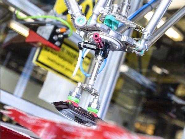 Gå-hjem-mødet stiller skarpt på de seneste robot- og automationstiltag i RoboCluster, der blandt andet omfatter produktudvikling hos Nordbo Systems.