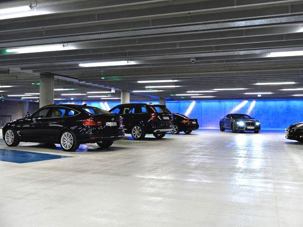 Geopal System kan hjælpe dig til at sikre behovsstyret ventilation i din parkeringskælder og derved spare på energien.
