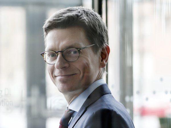 DI´s direktør for digitalisering Lars Frelle-Petersen er glad for den flotte danske placering i fremtidsparathed. (Foto: Sif Meincke)