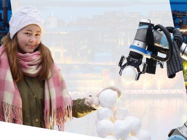Den europæiske robotverden samles i år i finske Tampere.