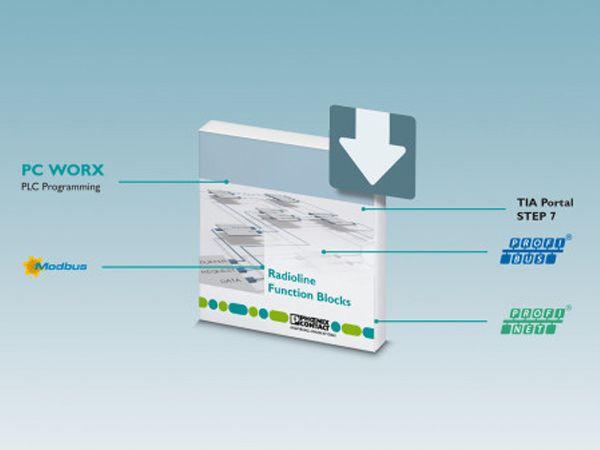 Phoenix Contact er klar med funktionsblokke til STEP 7 og TIA portalen.