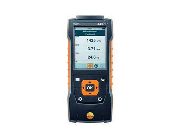 Måleinstrumentet Testo 440 er udviklet til IAQ-målinger, og kombinerer alsidighed med brugervenlighed, fremhæver Buhl+Bønsøe.