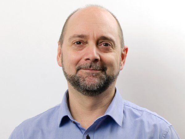 Lasse Pedersen er ansat som kundesupportchef hos SICK.