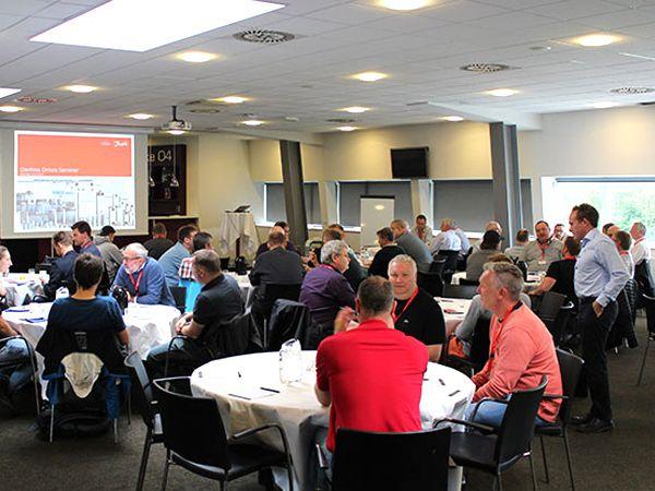 Forud for de kommende Danfoss Drives-seminarer efterlyses brugernes input til programmet.