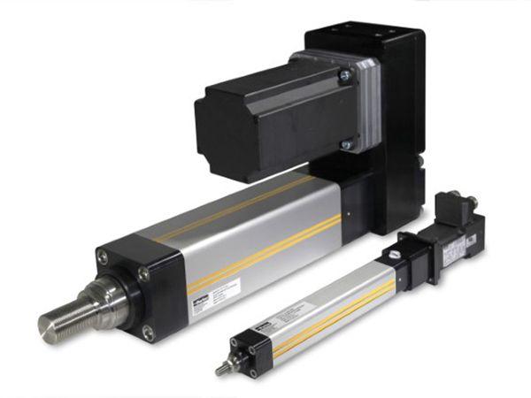 Parkers ETH lineære aktuatorer reducerer tiden til idriftsættelse og vedligehold, fremhæver producenten.