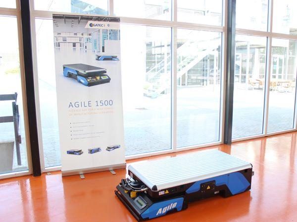 Comaus Agile1500 bliver fremvist på Automationsdagen den 8. juni hos Egatec sammen med AURA, e.DO og andre automationsløsninger.