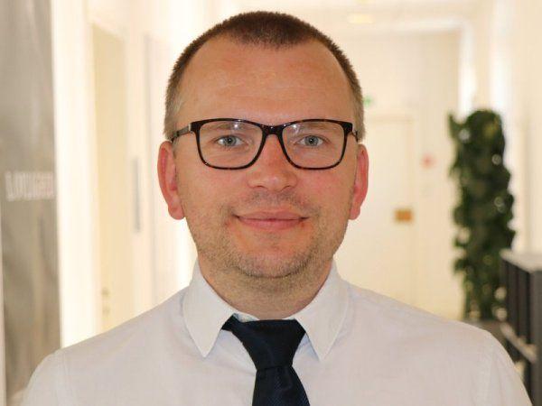 Mikkel Leihardt er udset til stillingen som vicedirektør for Styrelsen for Institutioner & Uddannelsesstøtte.