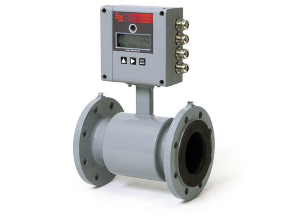 Løwener ser muligheder for vandværker med den magnetiske, induktive flowmåler M5000.