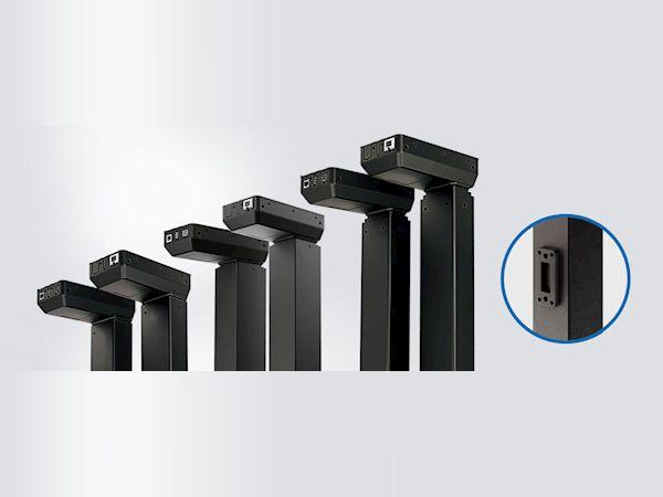 Med over 30 års erfaring inden for elektrisk lineær aktuatorteknologi har Linak defineret standarden for elektriske hæve-/sænkeborde, og tilbyder det bredeste produktprogram til kontormøbelmarkedet.