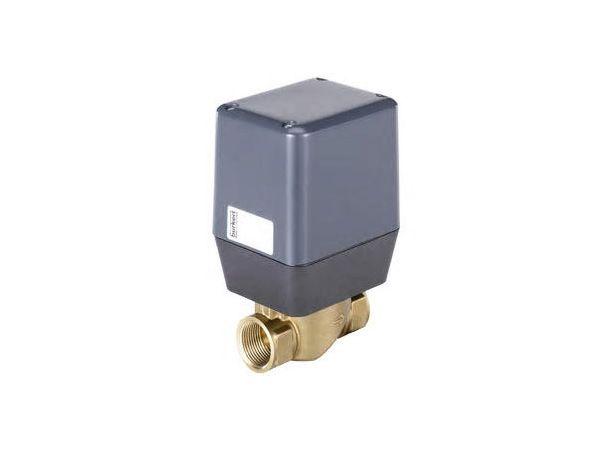 Bürkerts aktuelle motorventiler fremhæves som et alternativ til de kendte magnetventiler i mindre dynamiske applikationer.