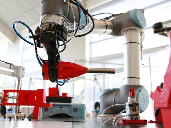 Odense Kommune, MADE og Teknologisk Institut er de tre danske partnere i Robot Union, hvor det danske robotmiljø således vil spille en fremtrædende rolle.
