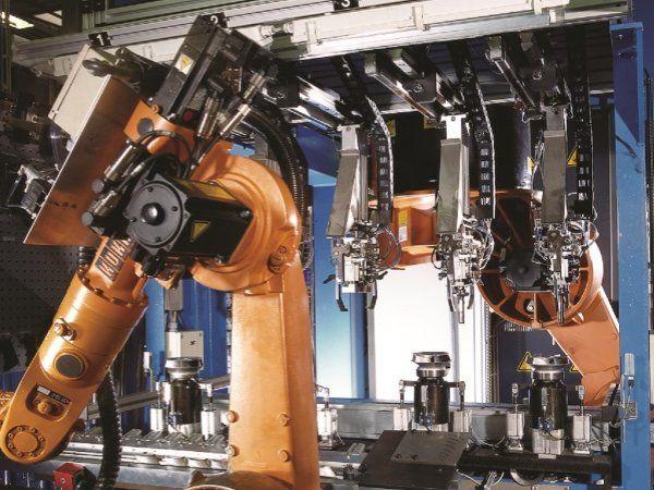 Grundfos betegnes af Dira som globalt førende inden for avancerede pumpeløsninger og trendsætter inden for vandteknologi med en årlig produktion på mere end 16 millioner pumpeenheder. Ud over pumper producerer og sælger Bjerringbrovirksomheden både norm- og dykmotorer til pumperne. Desuden udvikler og sælger Grundfos avanceret elektronik til overvågning og styring af pumper og pumpeanlæg.
