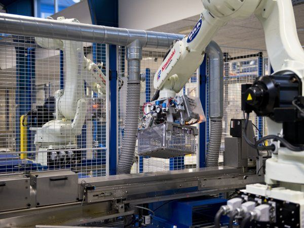 Linaks automatiseringsanlæg understøttes fremadrettet af en Bila Hotline-aftale.