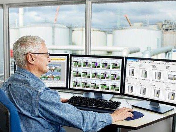 Forbedret materialetilgængelighed og transparent beslutningstagning er tilgængelige i Endress+Hauser-løsningen takket være fuldt skalerbare lagerovervågningsløsninger.