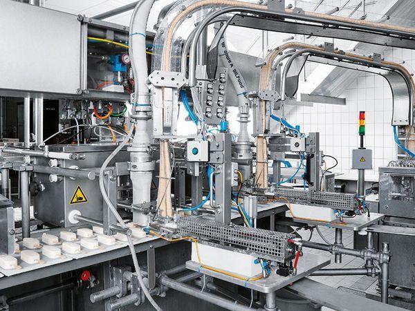 At have den rette trykluftkvalitet på rette sted i fødevarerelaterede processer er et must.