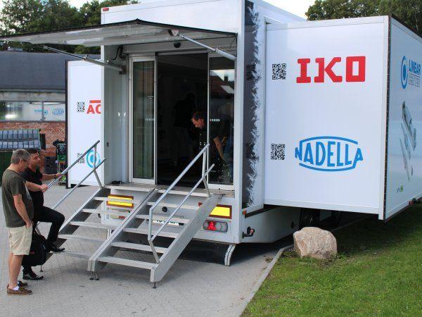 Acton kører også i år vejene i Danmark tynde. Roadshowet er forlænget til to uger, og inkluderer i år et hold ved AUTOMATIK 2018 i dagene 11. til 13. september.