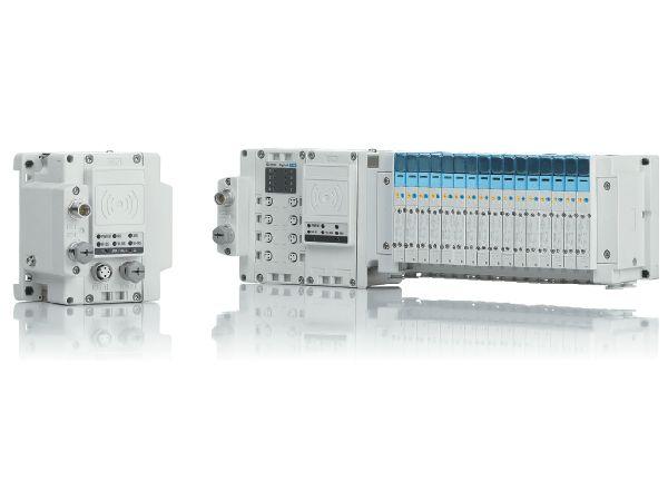 SMC's aktuelt lancerede trådløse enhed EX600W.