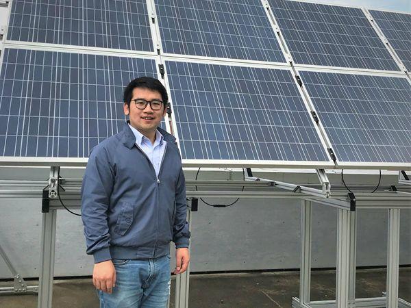 AAU-forsker Yongheng Yangs overordnede mål er at give sit bidrag til at gøre samfundet grønnere og mere bæredygtigt.
