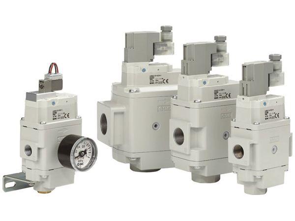 Med SMC´s AV-A-påluftningsventil er det mulig at sænke energiforbruget med op til 80 procent.