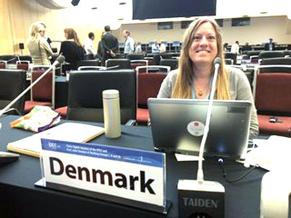 2018 er det fjerdevarmeste år til dato, fortæller DMI's Tina Christensen, som er det danske kontaktpunkt for FN's klimapanel, IPCC.
