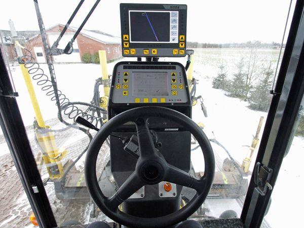 Holstebro Grader Service har senest taget GPS-teknologien til sig.