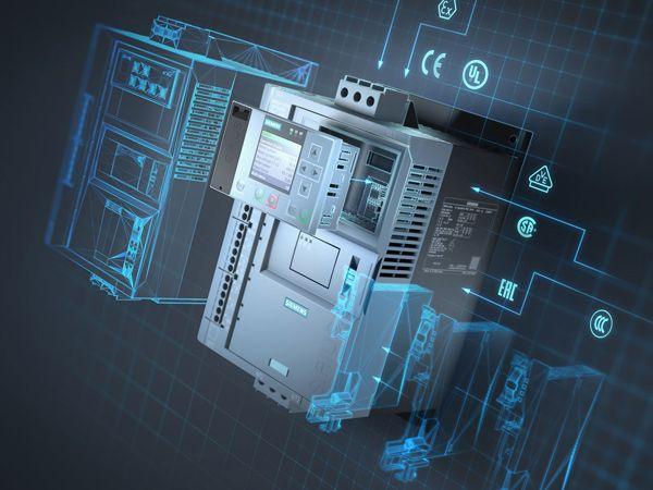 Sirius 3 RWS-softstartere er de seneste i rækken fra Siemens.
