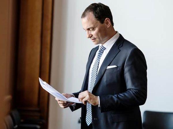 Uddannelses- og forskningsminister Tommy Ahlers glæder sig over den brede politiske opbakning til aftalen om de 1,4 milliarder kroner fra forskningsreserven.