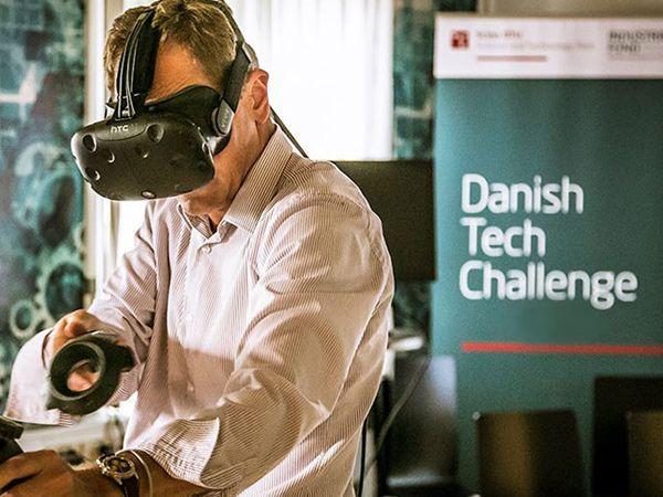 28. januar hædres årets vinder af Danish Tech Challenge, hvortil 20 startup-virksomheder har dystet, og seks af dem er nomineret til finalen (Arkivfoto).