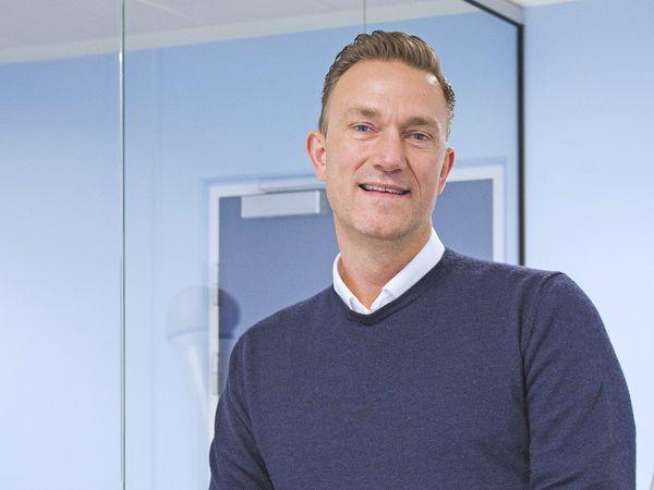 Bo Nielsen er ansat som Sales Development Manager, Denmark, hos UR.