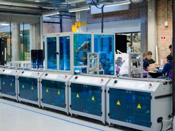 Innovation Factory North skal skabe innovation i små og mellemstore virksomheder. (Foto: Robotics & Automation Group, AAU)