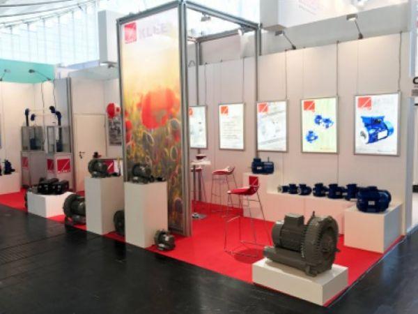 Brd. Klee vil være at finde i Hal 26 på Hannover Messe 2019, den 1. til 5. april.