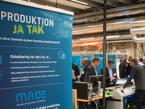 Næste MADE-konference, der holdes 5. februar, har fremtidens danske produktion i fokus.