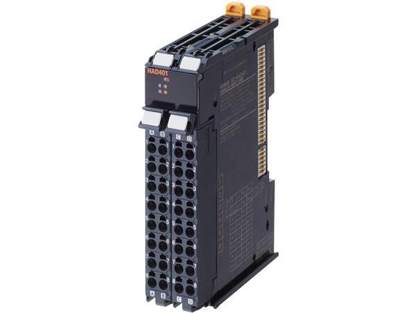 Til Omrons NX1-controllere er nu også lanceret NX-HAD4 High-speed Analog Input Unit. (Foto: Omron)