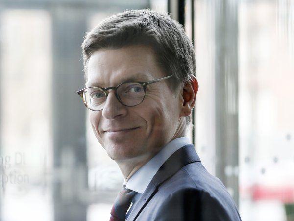 Forslagets effekt, der kan give udvidet adgang til virksomhedernes data, er et skridt i den forkerte retning, advarer direktør Lars Frelle-Petersen, DI. (Foto: Sif Meincke)