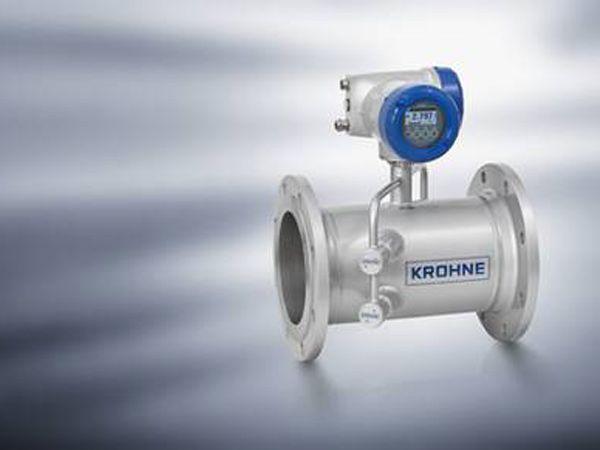 KROHNE OPTISONIC 7300 er producentens seneste bud på en alsidig biogas-ultralydsflowmåler.