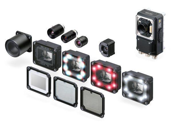 Flerfarvet lys giver, ifølge Omron, en hurtig løsning på udfordringen med at måle forskellige farver. Når produktdesignet ændres, eller en ny model tilføjes, kan man blot ændre en parameter i stedet for at udskifte eller finjustere lys.