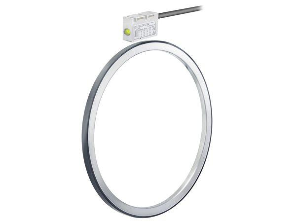 Kübler Limes Li50-encoderen følger de typiske industrielle standard-pinouts, så den kan indgå i eksisterende systemer.