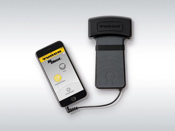 Med Turcks PDF20UHF har man hurtigt en skanner ved hånden, fremhæver HF Automation.