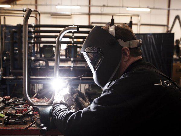 Effektiv teknologi, produktionsoptimering og stabilt udstyr er tre fikspunkter i jagten på øget effektivitet i din produktionen, fremhæver Palle Grøndahl. Billedkilde: TI.