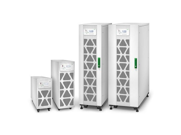 Med Easy UPS 3S har Schneider Electric nu lanceret kompakte og effektive UPS´er, fremhæver producenten.