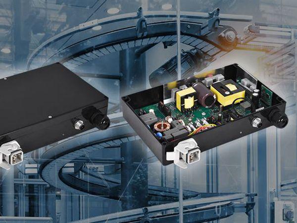 ENI250A-serien fra Powerbox er forberedt for brug i High Speed-conveyors, påpeger producenten.