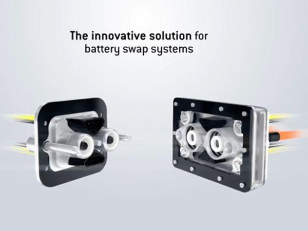 Den seneste konnektor i ODU Denmarks program har et flydende ophæng med elastomerpakning.