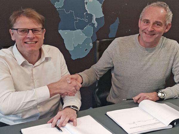 Jens F. Bastrup, der er direktør i Skanderborg Forsyning/AquaGlobe og direktør i SUEZ Water A/S ser frem til at indlede samarbejdet og gennemføre installationen i 2019.