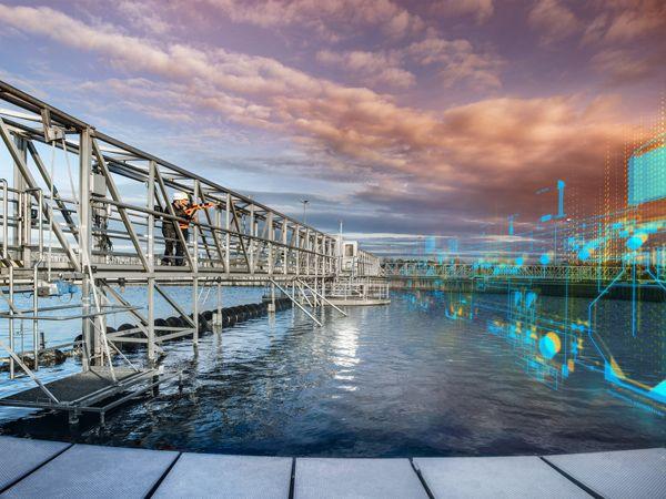 Siemens er blevet partner i AquaGlobe ved Skaanderborg, og hæfter sig ved, at Danmark er kendt for bæredygtig og energieffektiv vandteknologi. Mellem 60 og 70 procent af den vandteknologiske industri er placeret i Østjylland.