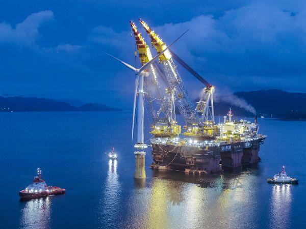 Siemens  Gamesa og AAU samt 15 andre partnere skal i et fælles projekt gøre havvind mere effektivt.