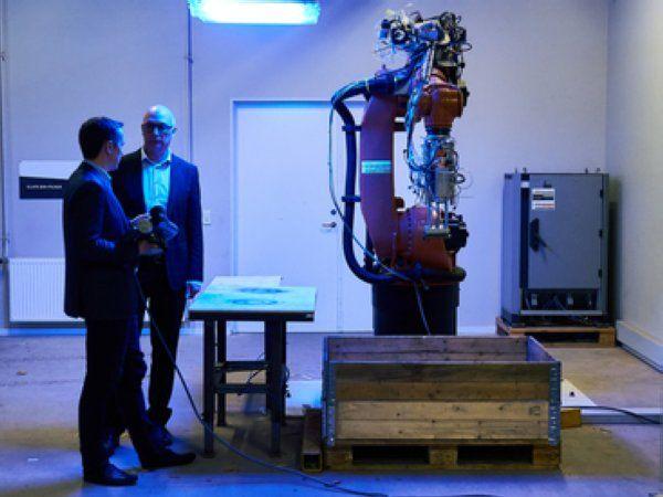 Scapes CEO Søren Bøving-Andersen og CTO René Dencker oplever aktuelt stor interesse fra udlandet. (Foto: PR)