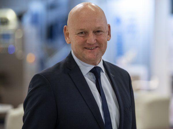 Administrerende direktør Georg Sørenens 60 års-fødselsdagsreception holdes 2. maj.(Foto: MCH/Lars Møller)