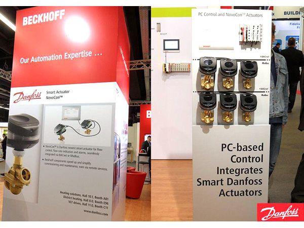 Maskinbyggere, OEM´er og systemintegratorer kan nu programmere deres frekvensomformere fra Danfoss direkte via Beckhoffs TwinCAT-software.