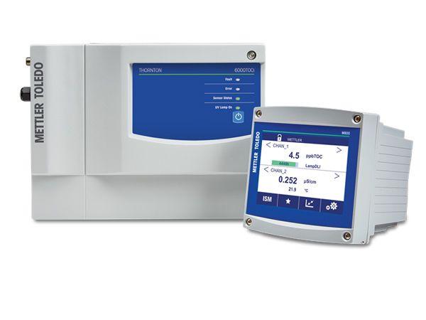 6000TOCi hedder den seneste total organisk kulstof-sensor fra METTLER TOLEDO.