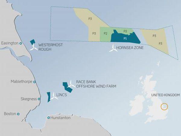 Kablerne til Hornsea 2-projektet bliver fremstillet på Nexans' norske fabrik i Halden.